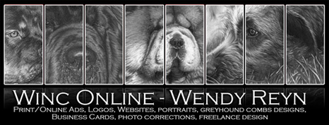 Winconline - Wendy Reyn, Graphic Design